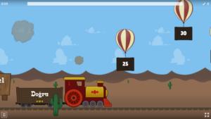 Ritmik sayma, Dijital Eğitsel Oyun