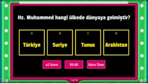 din kültürü, eğitim, eğitsel oyun, dijital oyun
