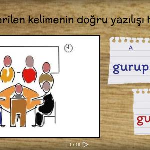 Eğitici Oyunlar türkçe oyunları