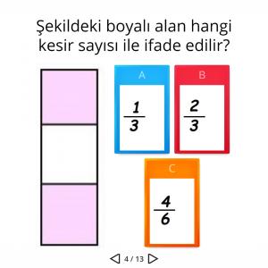 4. sınıf kesirler pdf