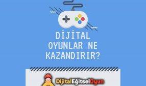 dijital oyunlar ne katar
