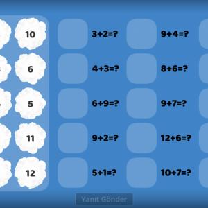 1.sınıf-matematik- toplama